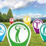 Freizeitmöglichkeiten im Golfclub Böhmerwald