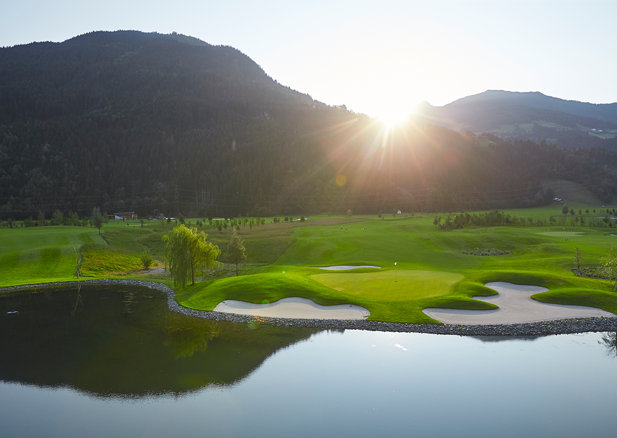 Das perfekte Golf Abenteuer