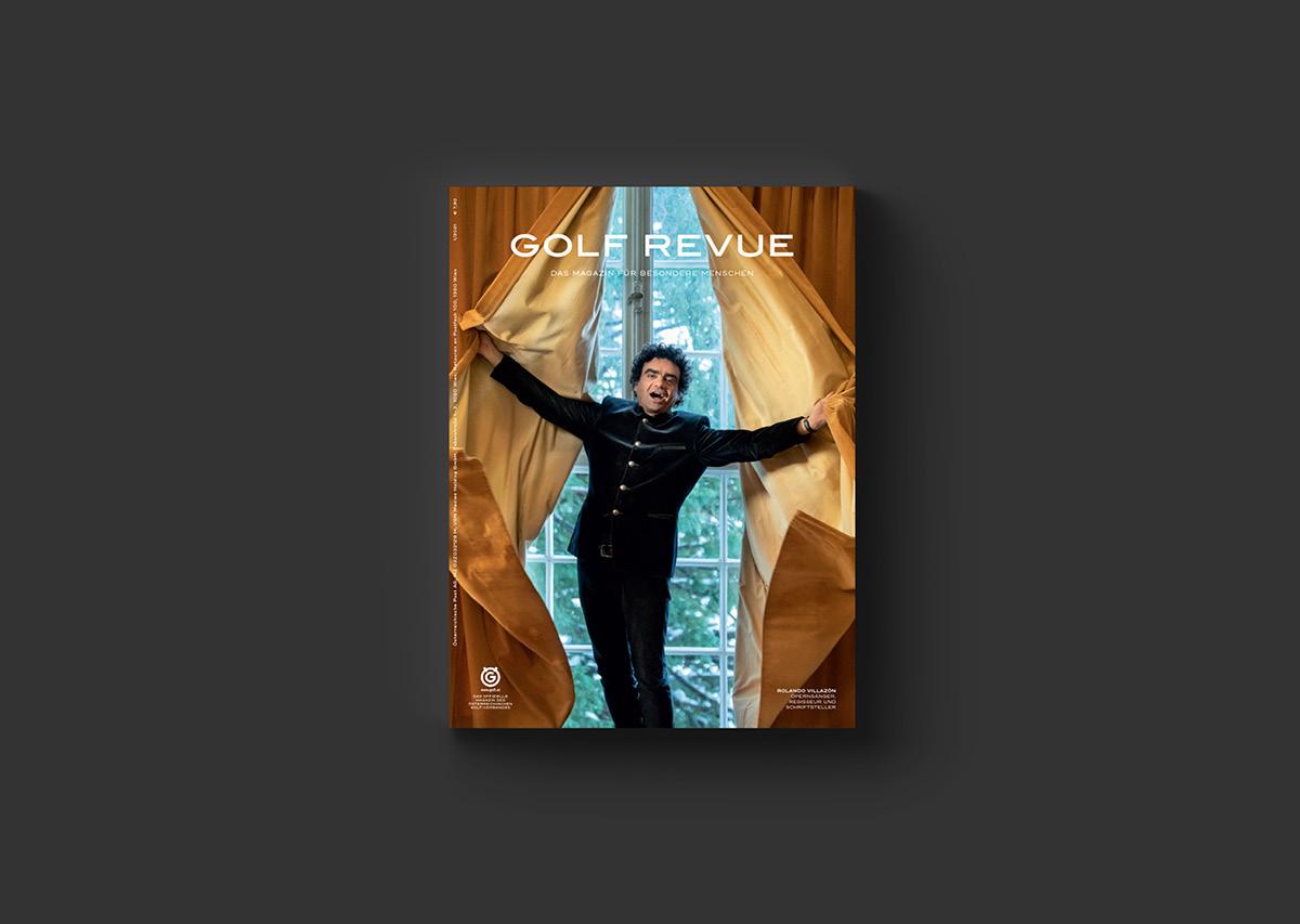 Vorhang auf für GOLF REVUE CLASSIC